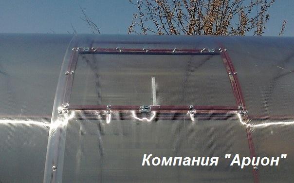 Купить теплицы из поликарбоната Челябинск